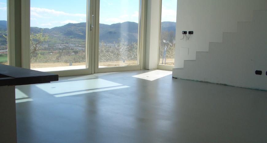 Costo pavimento i vantaggi di un pavimento in marmo with - Costo intonaco esterno colorato ...
