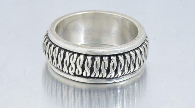 E-commerce vendita anelli argento e oro