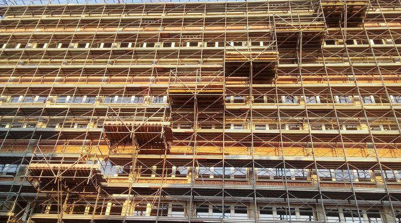 noleggio ponteggio edile