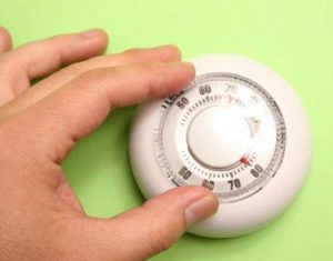 termostato analogico